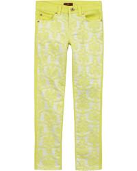 Jeans gialli