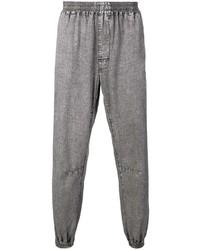 Jeans grigi di Marcelo Burlon County of Milan