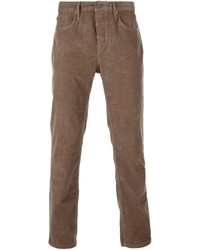 Jeans marroni
