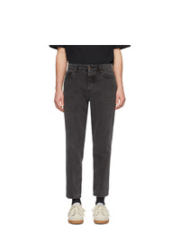 Jeans neri di AMI Alexandre Mattiussi