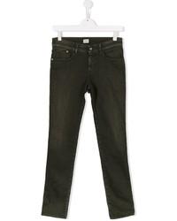 Jeans neri di Armani Junior