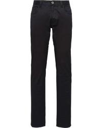 Jeans neri di Prada