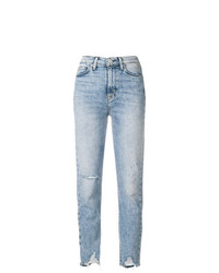 Jeans strappati azzurri di Hudson