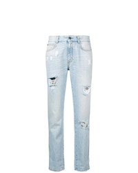 Jeans strappati azzurri di Stella McCartney