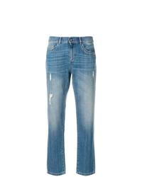 Jeans strappati blu di Ash