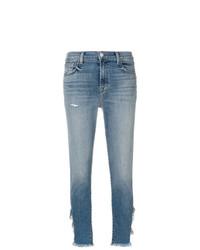 Jeans strappati blu di J Brand