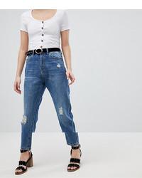 Jeans strappati blu di Vero Moda