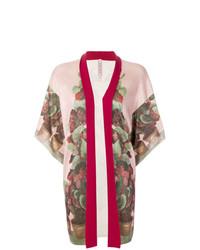 Kimono a fiori rosa di Antonio Marras