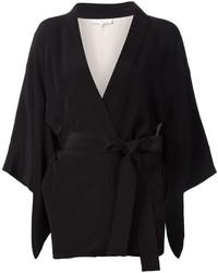 Kimono nero di Fleur Du Mal