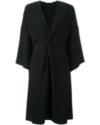 Kimono nero di Rosetta Getty