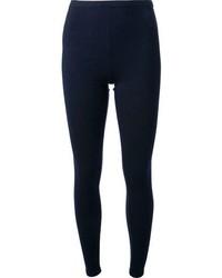 Leggings blu scuro di Ralph Lauren