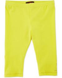 Leggings gialli