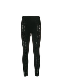 Leggings neri di Philipp Plein