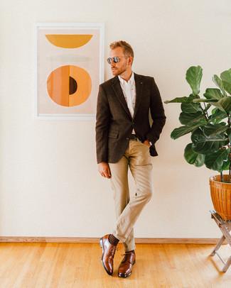 20 fantastiche immagini su scarpe marroni   Scarpa marrone