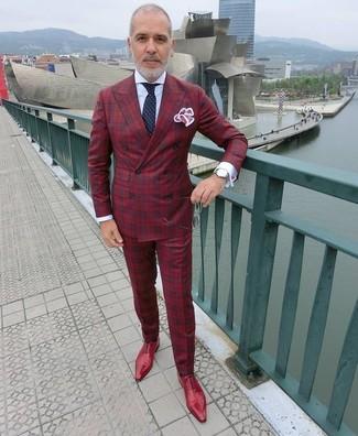 af18948c43 Come indossare scarpe rosse (501 foto)   Moda uomo   Lookastic