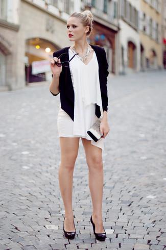 Camicetta bianca di Silvian Heach