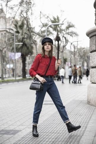 Camicetta rossa di edc by Esprit