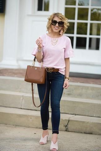 Camicetta rosa di Zizzi