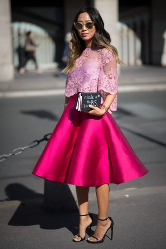 Camicetta rosa di Gerry Weber