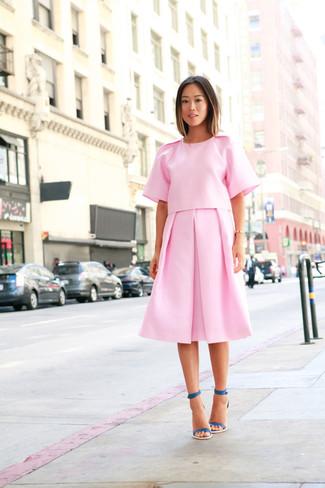 Camicetta rosa di Ichi