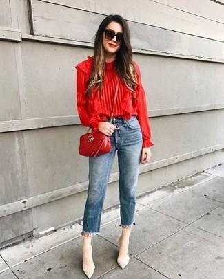 Camicetta rossa