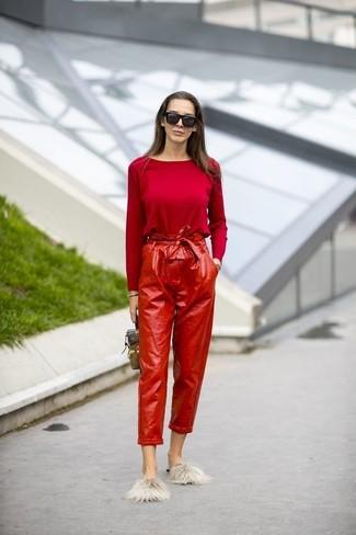 Camicetta rossa di Only