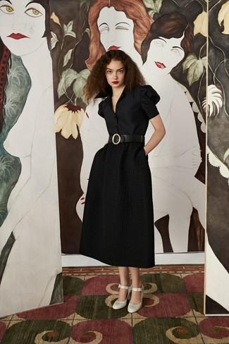 wholesale dealer 22374 d0767 Look alla moda per donna: Camicia a maniche corte nera ...