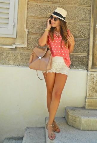 Camicia rosa di Cache Cache