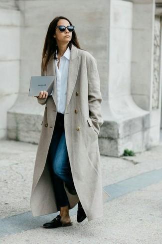 Cappotto grigio di s.Oliver BLACK LABEL