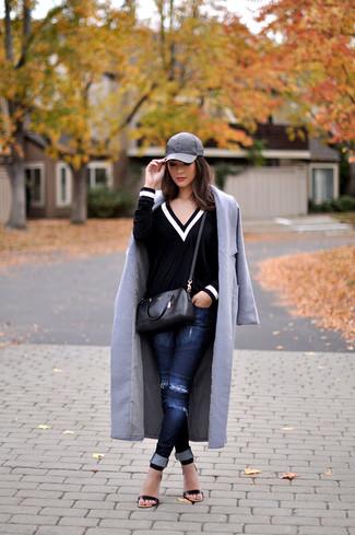 Cappotto grigio di Opus