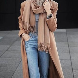 Cappotto marrone chiaro di Esprit