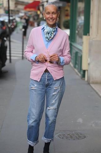 Camicia azzurra di Inside