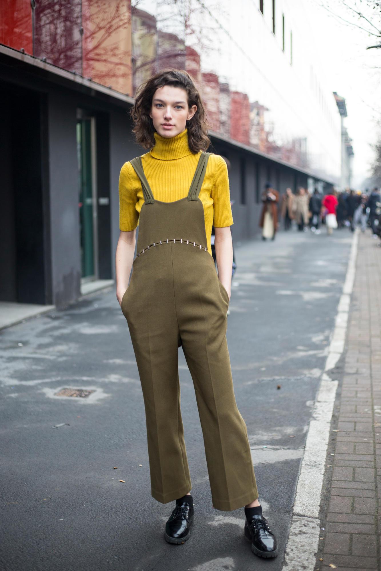 Come Abbinare Il Senape come indossare e abbinare un dolcevita senape (31 outfit