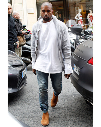 Quale t shirt manica lunga indossare con stivali chelsea