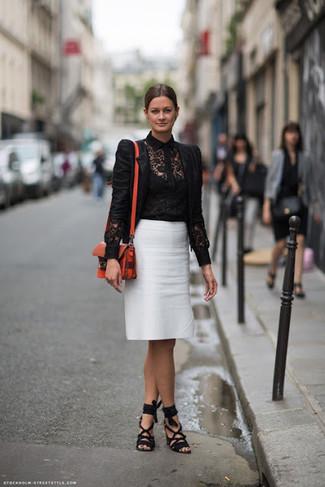 Camicia nera di Vero Moda