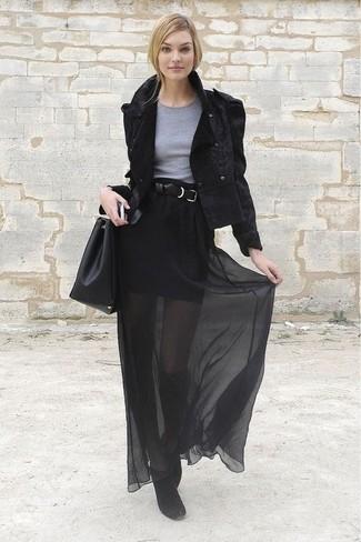 cheap for discount 97bfb 0d90e Look alla moda per donna: Giacca da moto in pelle ...