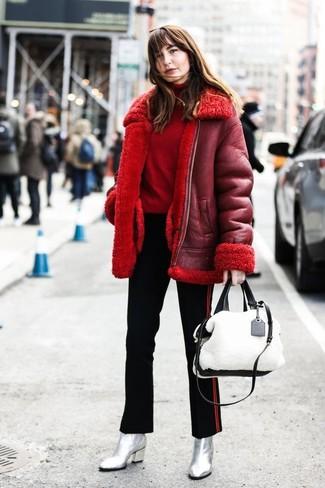 Giacca rossa di Olsen