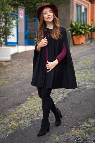 Mantello nero di s.Oliver