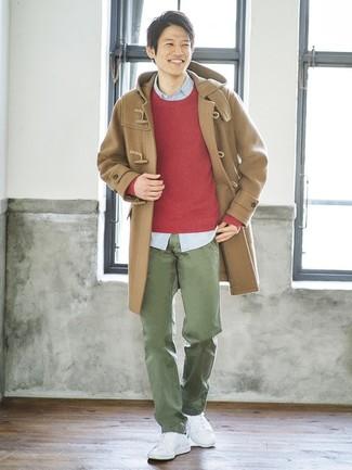 Come indossare un montgomery marrone chiaro (21 foto)  58324d902c72