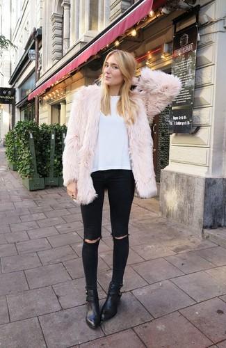 donna Come indossare foto Moda una 170 beige giacca pqTCna0qw