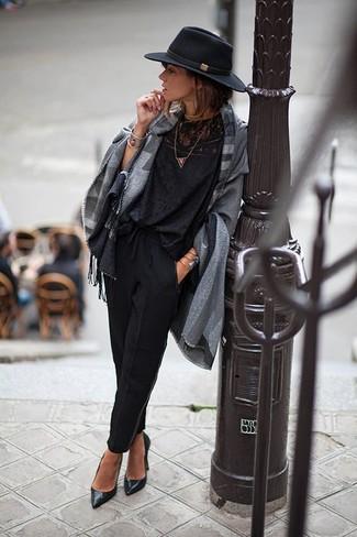 Camicetta nera di edc by Esprit