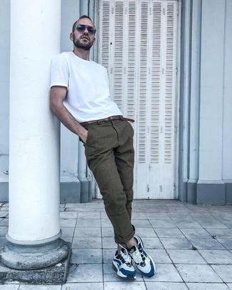 seleziona per ufficiale vendite all'ingrosso ordinare on-line Come indossare e abbinare una cintura marrone (1260 foto ...