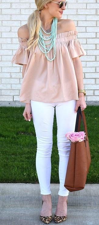 Camicetta rosa di GANT