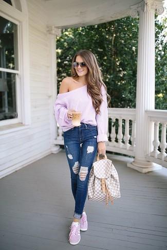 Camicetta rosa di Esprit