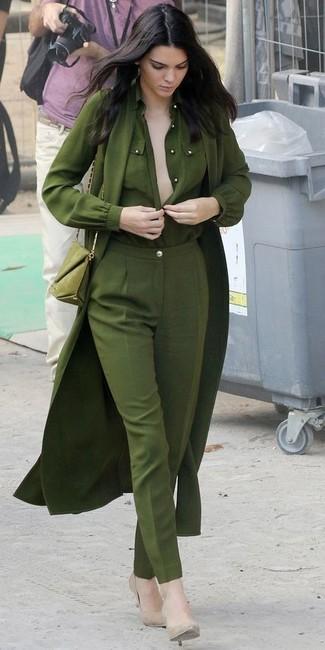 Camicetta verde oliva di Vero Moda