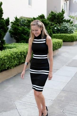online retailer 5b4bc 160d8 Come indossare e abbinare un vestito nero e bianco con ...