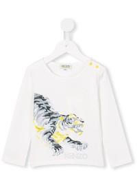 Maglione bianco di Kenzo