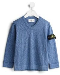 Maglione blu