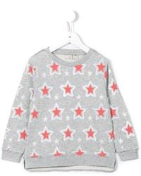 Maglione con stelle grigio di Stella McCartney