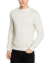 Maglione girocollo bianco di JACK & JONES VINTAGE